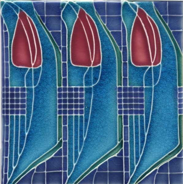 Decorative Tiles Make Me Tingly My OBT - Art deco mosaic tile patterns