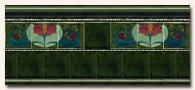 Porteous tiles