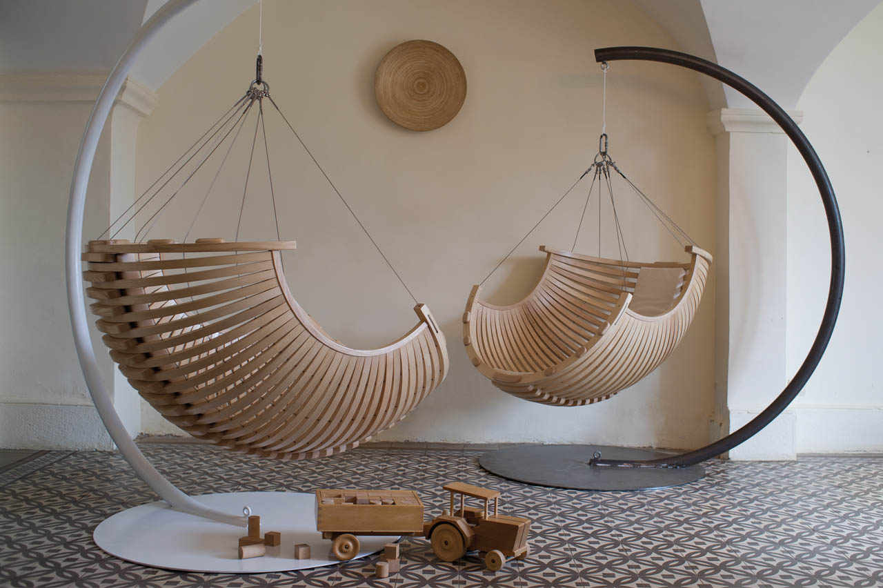 Beautiful But Impossible To Sit In Suspended Chair By Concept Suspendu U2013  William Lelasseux