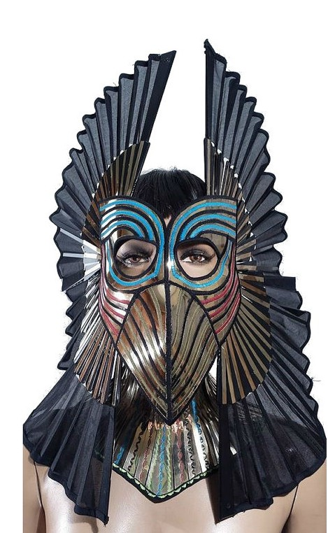 Horus, God of the Sky mask $695