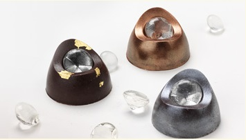 Chocolatines' Diamond Collection, part of their Chocoture line