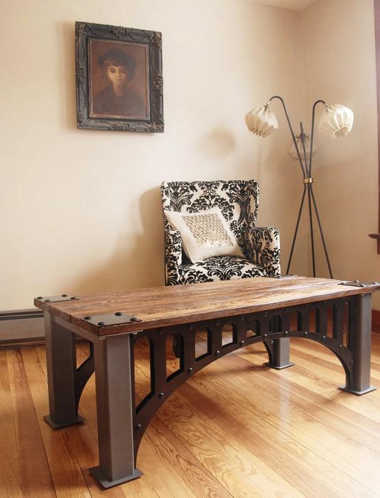 LiquidMetalworksNJ makes this epic coffee table