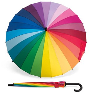 MOMA Color Wheel Umbrella