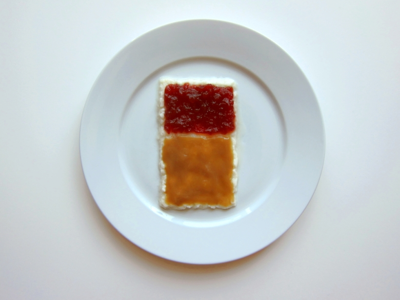 Rothko Thanksgiving Dinner by Hannah Rothstein