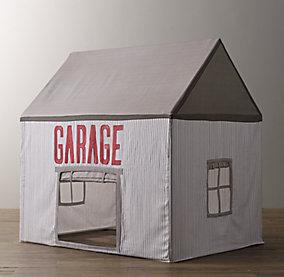 Garage playhouse $179
