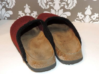 You know what's worse than Birkenstocks? Nothing. Joking! Used Birkenstocks are worse! Sold by VintyThreads