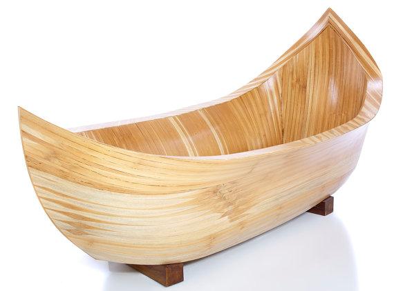 Sira - Walk-in wooden bathtub