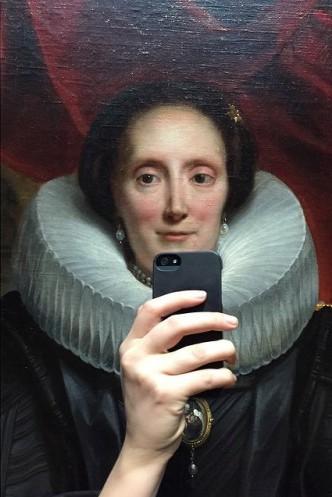 12/1/14 Museum of Selfies