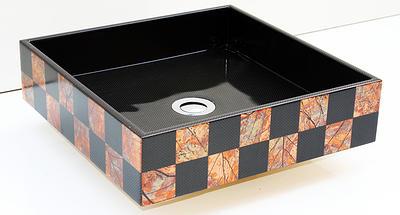 Autumn Queen - Wooden Sink
