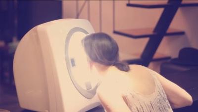 3D makeup printer MODA by Foreo