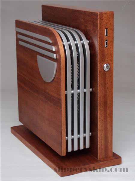 Also at the top of the good looking CPU category is Aerodyne. By Jeffrey Stephenson