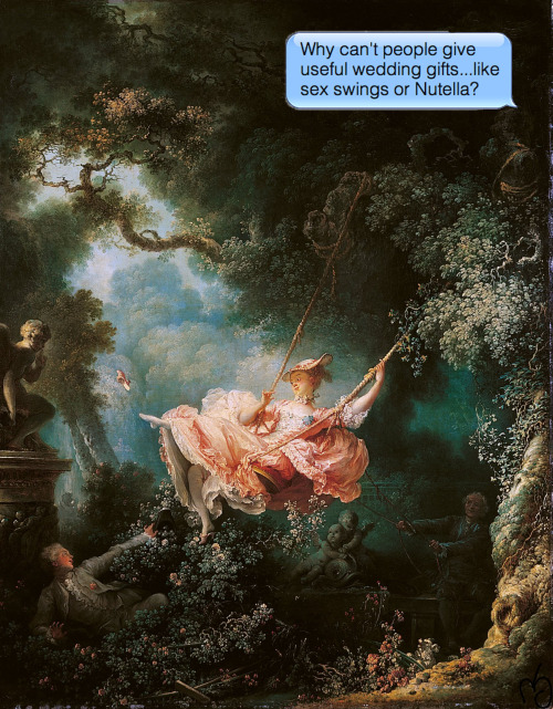 Jean-Honoré Fragonard | The Swing | 1767