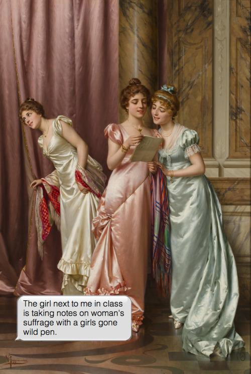 Vittorio Reggianini | An Illicit Letter | 1858-1924