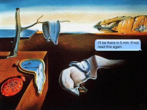 Salvador Dali | Persistence of Memory | 1931
