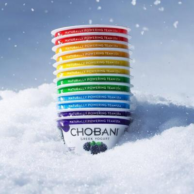 Chobani's 2014 ad in support of LGBT Olympians
