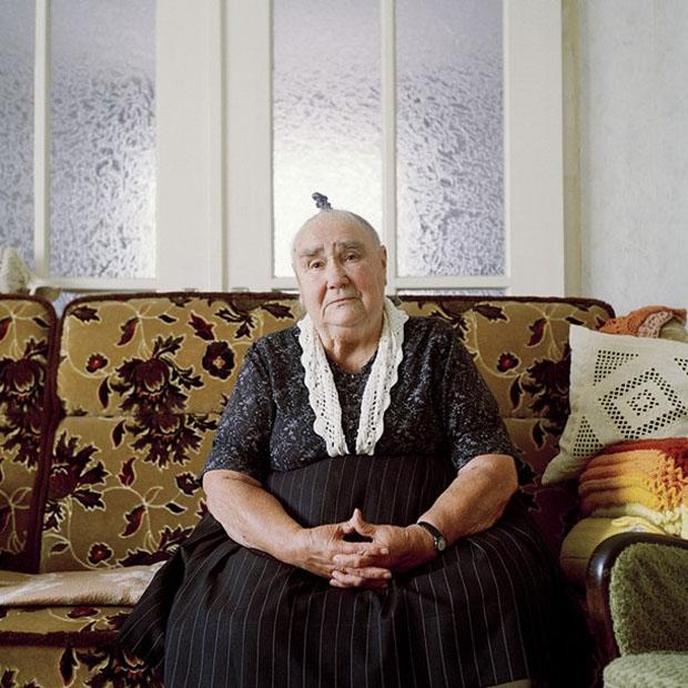Anna Katharina Haber, Hesse, 2014. ©Eric Schuett