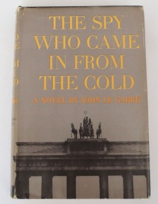 """The Spy Who Came in From the Cold,"" by John Le Carre, First American Edition"