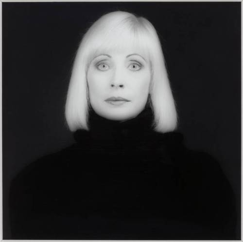Doris Saatchi 1983 Robert Mapplethorpe 1946-1989 ARTIST ROOMS  Acquired jointly with the National Galleries of Scotland through The d'Offay Donation with assistance from the National Heritage Memorial Fund and the Art Fund 2008 http://www.tate.org.uk/art/work/AR00155