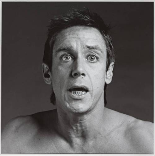 Iggy Pop 1981 Robert Mapplethorpe 1946-1989 ARTIST ROOMS  Acquired jointly with the National Galleries of Scotland through The d'Offay Donation with assistance from the National Heritage Memorial Fund and the Art Fund 2008 http://www.tate.org.uk/art/work/AR00210