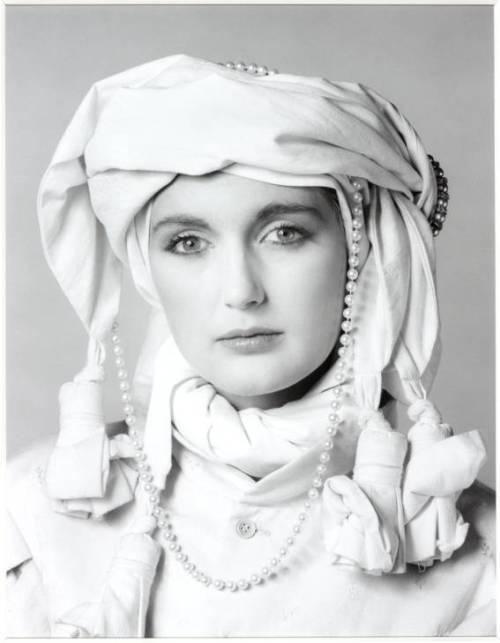 Francesca Thyssen 1981 © Robert Mapplethorpe Foundation