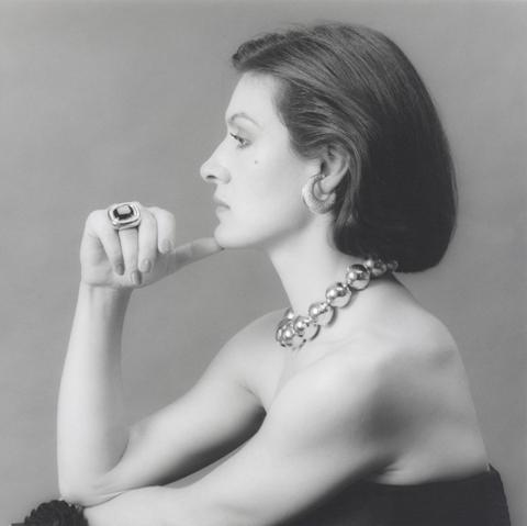 Paloma Picasso 1980 © Robert Mapplethorpe Foundation