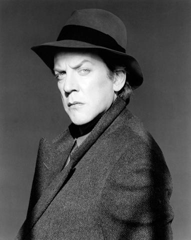 Donald Sutherland 1983 © Robert Mapplethorpe Foundation