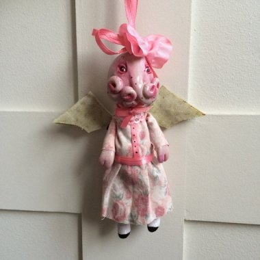 Miranda excitedly tore into the wrapping paper. She was certain it was theAngelique Angel Doll she'd been begging for. She tore off the last of the paper, and gasped, not with delight, but with horror. Worst. Birthday. Ever. By SaraDeckArt
