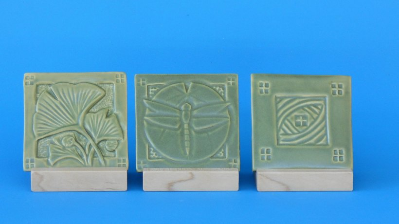 Arts and Crafts Tile Collection