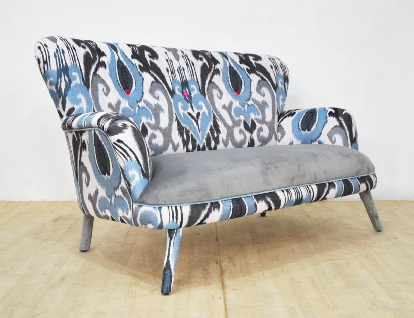 IKAT 2-Seater Sofa (If I had a place for this one, I would make it mine!)