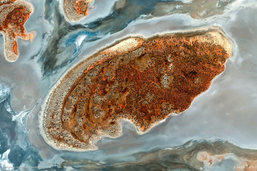 South Australia (via Google Earth View)