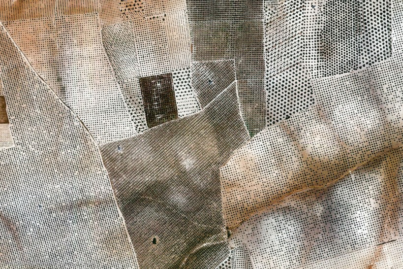 Estepa, Spain (via Google Earth View)