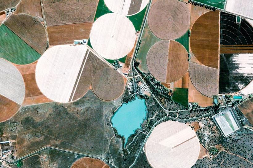 Xhariep, South Africa (via Google Earth View)