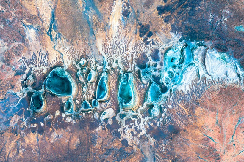 Kumarina, Australia (via Google Earth View)