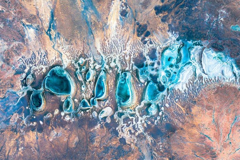 Kumarina, Australia (via Google Earth View)