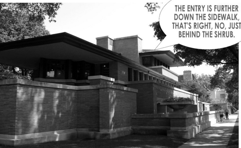 Robie House - Frank Llyod Wright