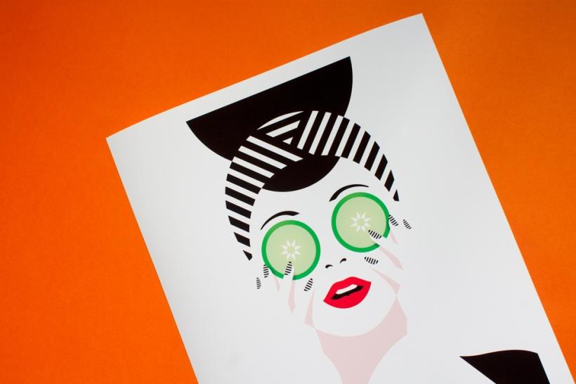 Malika Favre for Sephora