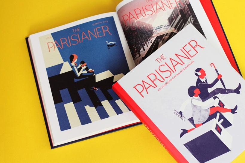 Malika Favre for Parisianer Magazine