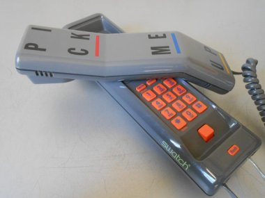 If you had this super-hot Swatch phone, you knew you had arrived. By FranzsFavorites