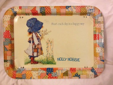 Terrifyingly enough, the first Holly Hobbie gewgaw I bookmarked SOLD. Jeez. By RetroToysAndMore