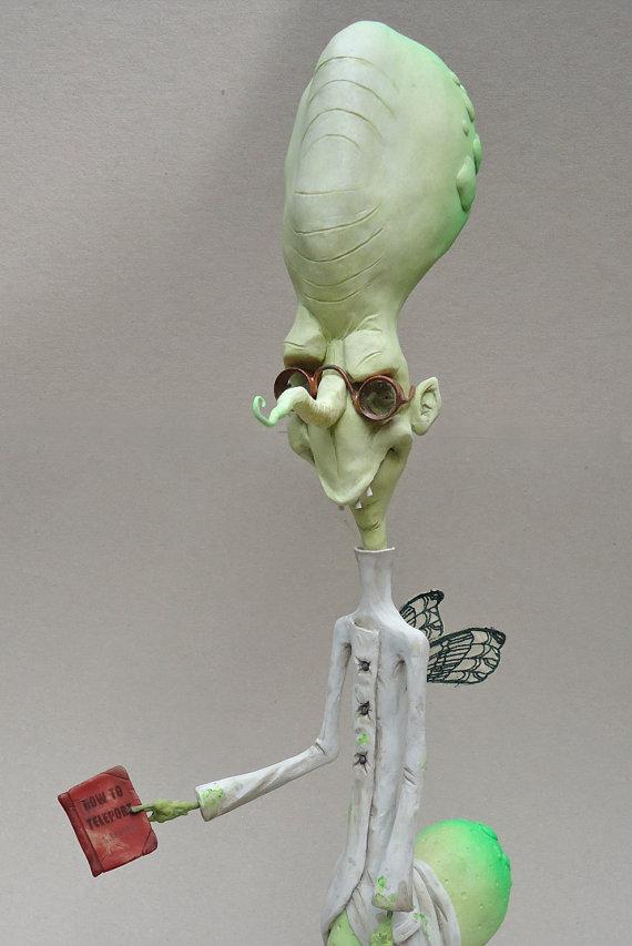 Mad Scientist Jeff Glowbum
