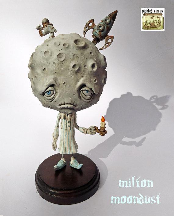 Milton Moondust