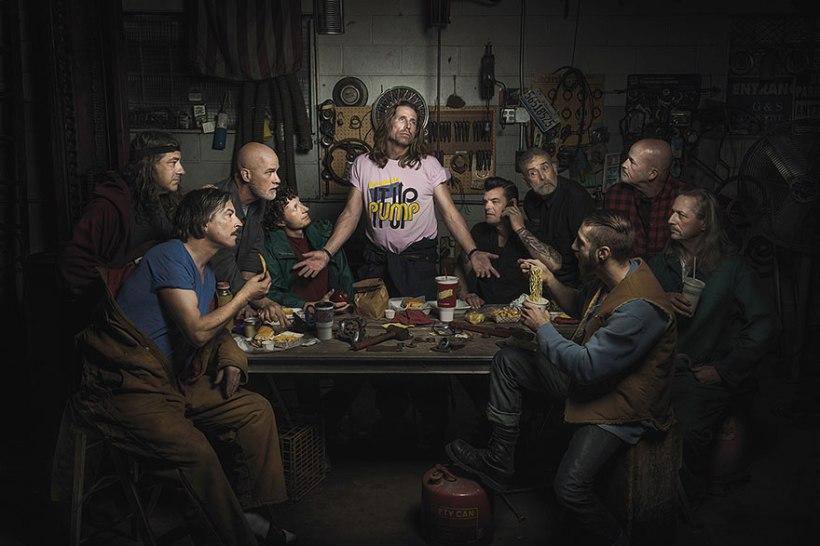 The Last Supper (Leonardo da Vinci) Photo by Freddy Fabris