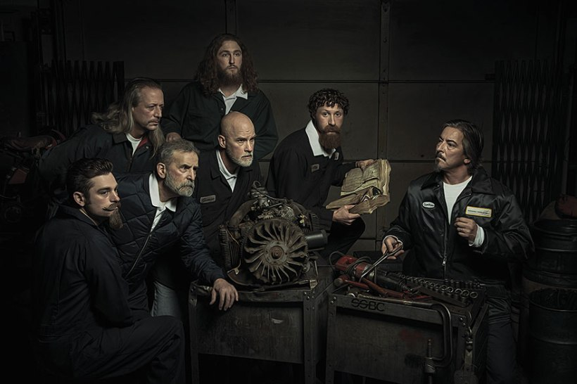 The Anatomy Lesson (Rembrandt) Photo by Freddy Fabris