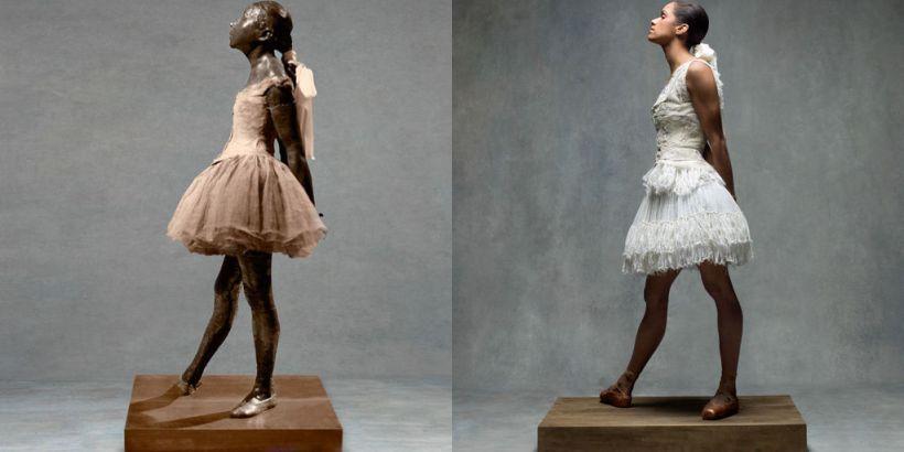 Ken Browar & Deborah Ory for Harper's Bazaar
