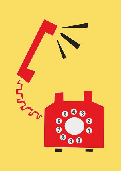 Rotary Telephone 2