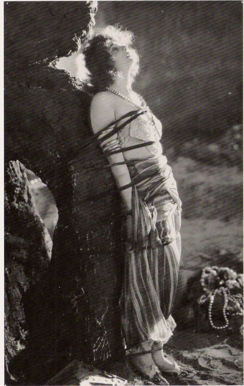 Betty Blythe by James Abbe