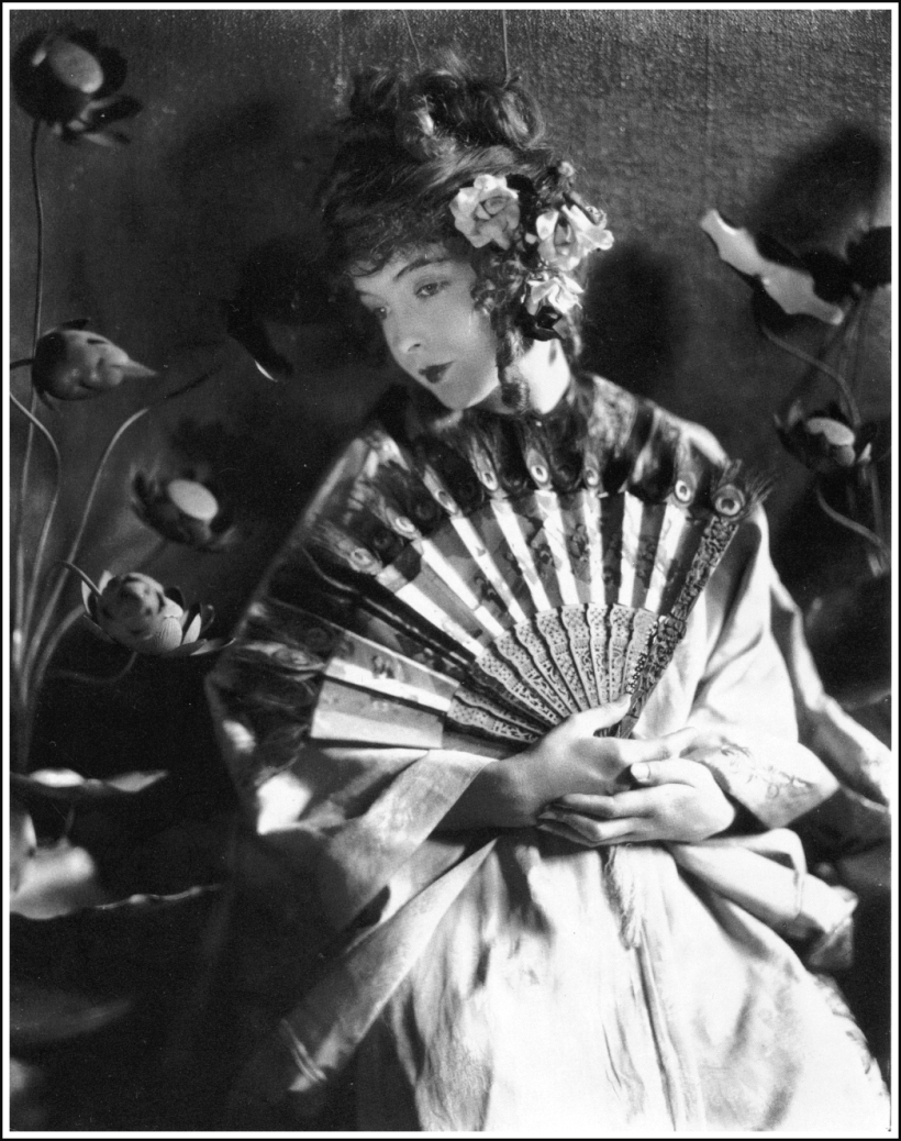Lillian Gish by James Abbe