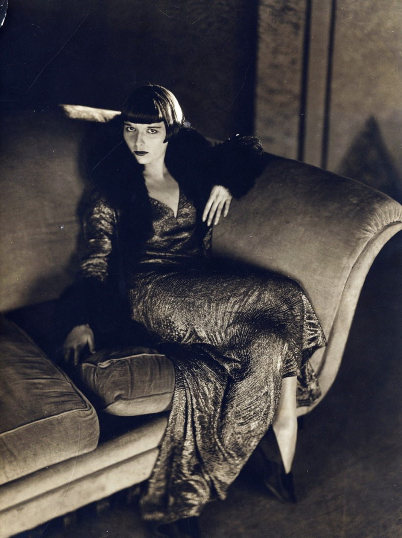 Louise Brooks by James Abbe