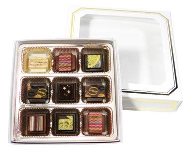 Boozy gourmet chocolates? Yes, please! By ElixirChocolates