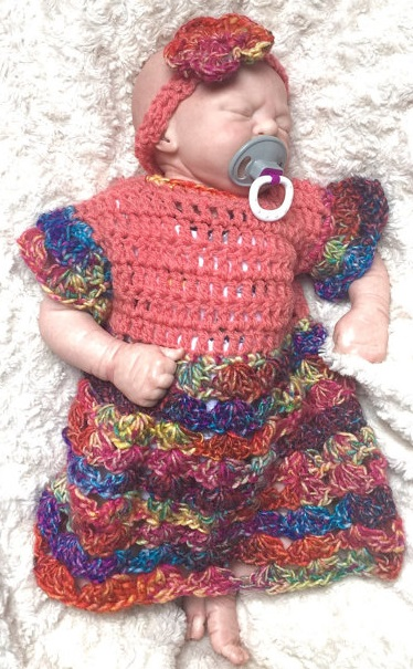 It's never too soon to start getting your baby used to Etsy-ugly clothing. By CarraigDesigns